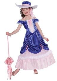 チャイルド Blossom Southern Belle コスチューム クリスマス ハロウィン 子ども コスプレ 衣装 仮装 こども イベント 子ども パーティ ハロウィーン 学芸会