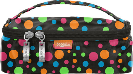 バッガリーニ baggallini ZCO807 Zip Closed Organizer - Polka Dot バッグ 鞄 かばん