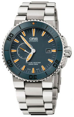 Oris オリス TT1 Divers Date Limited Edition Men's Watch 男性用 メンズ 腕時計 64376547185MB