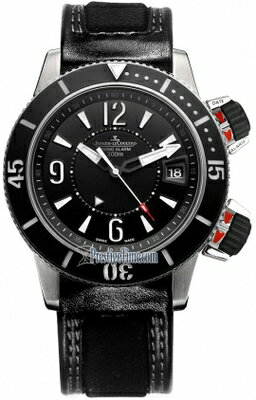 Jaeger LeCoultre ジャガー・ルクルト Master Compressor Diving Alarm Navy Seals Men's Watch 男性用 メンズ 腕時計 Q183T470