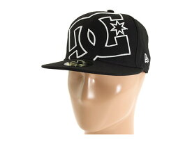 DC Coverage II Hat Black 帽子