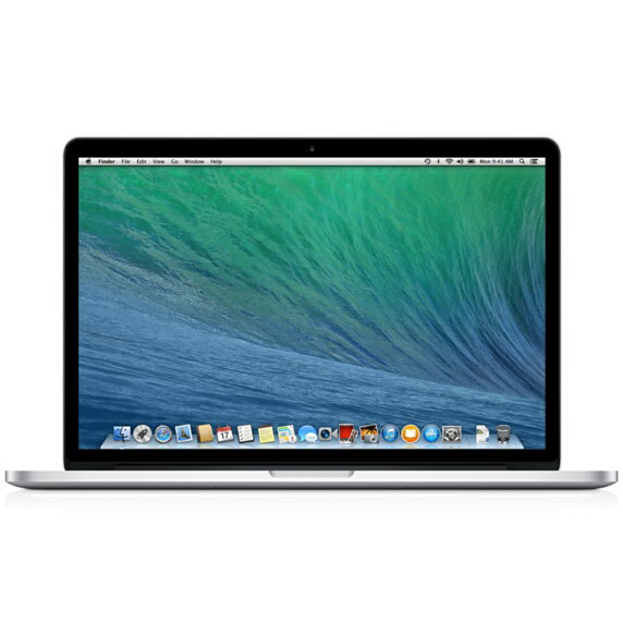 アップル Apple MacBook Pro 中古 13.3インチ Retina Late 2013 A1502 ME864J/A ノート パソコンCore i5 Mac OS 10.9.5 128GB(SSD) 4GBメモリ