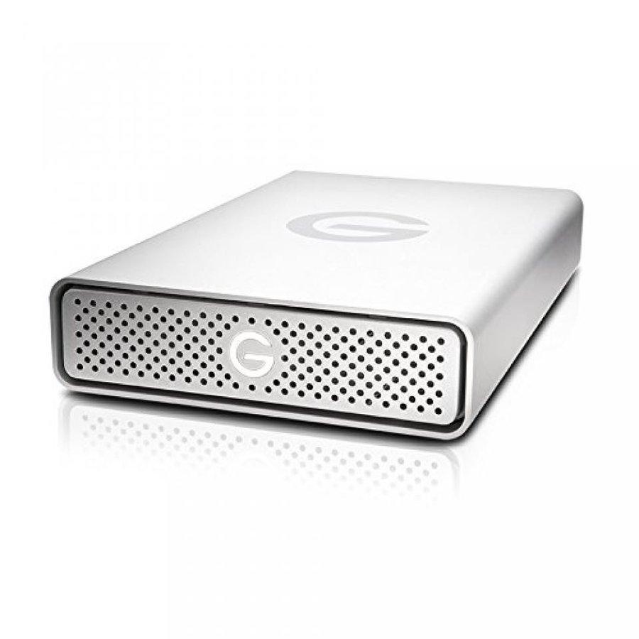 外付けハードディスク 4TB HGST 日立 G-Technology G-DRIVE G1 USB3.0 0G03595 Time Machine Mac 対応 整備済製品【メーカーリファブ】