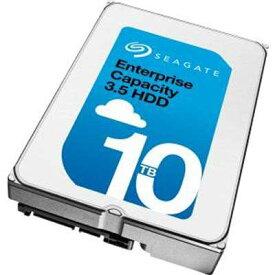 【SEAGATE】ST10000NM0086 3.5インチ 10TB Enterprise Capacity HDD (ヘリウム) SATA 256MB【新品5年保証付】