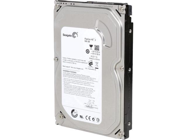 SEAGATE 3.5インチ HDD SATA 500GB 512セクタ 非AFT 5900rpm 16MB Pipeline ST3500414CS【中古】