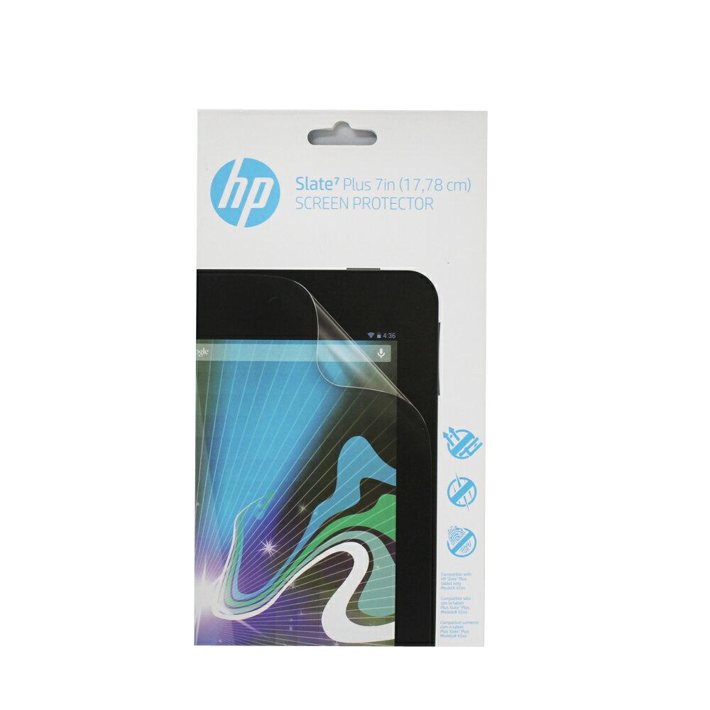 【HP ヒューレット・パッカード 7インチ タブレット 保護フィルム】HP Screen Protector for Slate 7 HD F2G67AAABB