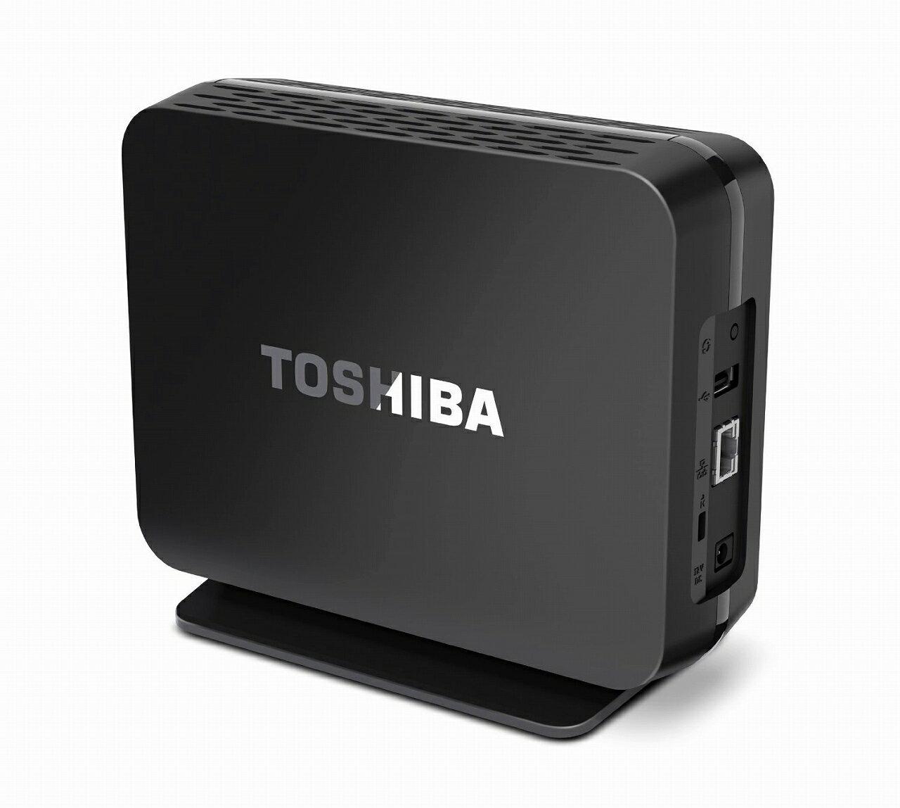 東芝NAS 外付けハードディスク canvio 3TB USB2.0 ネットワークストレージ ネットワークアタッチトストレージ TOSHIBA【訳あり箱潰れ品】海外モデル