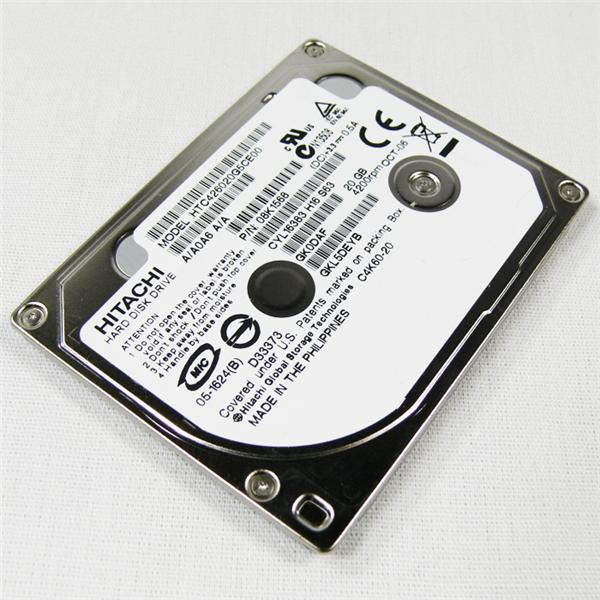 【新品 1.8インチ HDD】HGST Travelstar C4K60 HTC426020G5CE0020GB 4200rpm 2MBキャッシュ ZIFコネクタ