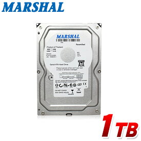【あす楽対応】 【人気商品】MARSHAL 3.5インチHDD SATA 【1TB】 MAL31000SA-T57