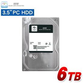 内蔵hdd 3.5インチ 6TB SATA 7200rpm MAL36000SA-T72内蔵 ハードディスク 大容量 新品バルク品 6000GB MARSHAL