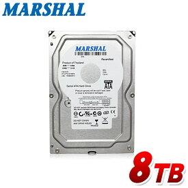 3.5インチ HDD 8TB SATA 7200rpm MARSHAL MAL38000SA-T72