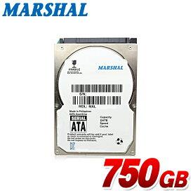 【あす楽対応】【750GB】2.5HDD S-ATA MAL2750SA-T54 (750GB S-ATA) MARSHAL2.5HDD