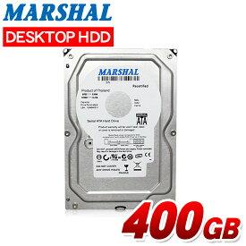 MARSHAL 内蔵ハードディスク 3.5インチ 400GB S-ATA バルク品 MARSHAL MAL3400SA-T72