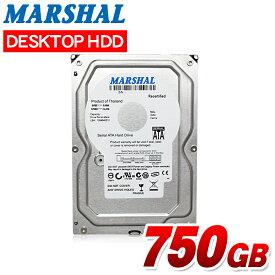 3.5インチ HDD SATA 750GB MARSHAL MAL3750SA-T54