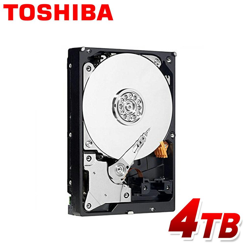 東芝 3.5インチ 内蔵ハードディスク 4TB SATA 6 Gbit/s MD04ACA400 (128MB 7200rpm)