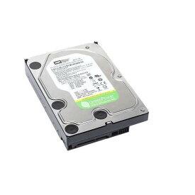 【店内ポイント5倍 7/26 1:59迄】WD hdd 500GB 3.5インチ SATA 1.5Gb/s WD5000AURD AV-GP 内蔵ハードディスク 32MB 5400rpm Western Digital Green 内蔵hdd