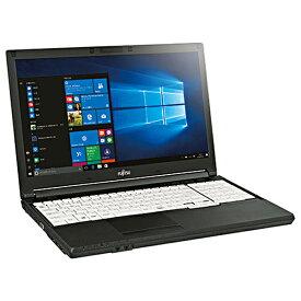 富士通 ノートパソコン Office付き 新品 同様 SSD Core i3 8GBメモリ SSD 256GB 15.6インチ HD DVD-RW Webカメラ Microsoft Office搭載 Windows10 FMV FUJITSU LIFEBOOK A579/BX FMVA64023P 無線LAN 訳あり