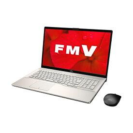 【テレワーク応援!Webカメラ搭載】ノートパソコン office付き 新品 同様 訳あり 富士通 FMV LIFEBOOK NH90/D2 Core i7 9750H Windows10 1TB + 512GB SSD 8GB 17.3インチ フルHD BD 無線LAN WPS Office付属 FMVN90D2GG