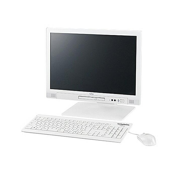 デスクトップパソコン office付き 新品 同様 訳あり 富士通 FMV ESPRIMO K557/R Core i5 7500T Windows10 500GB 4GB 23.8インチ フルHD DVD-RW Microsoft Office付属 FMVK07002