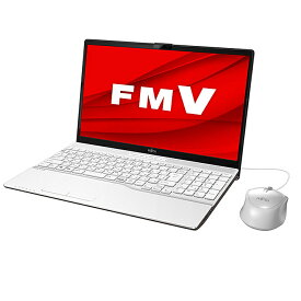 ノートパソコン office付き 新品 同様 訳あり 富士通 FMV LIFEBOOK AH42/E1athlon gold 3150U Windows10 SSD 256GB 8GB 15.6インチ HD DVD-RW 無線LAN Microsoft Office付属 FMVA42E1W8
