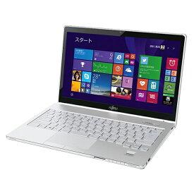 ノートパソコン office付き 新品 同様 訳あり 富士通 FMV LIFEBOOK SH90/TCore i5 5200U Windows8.1 500GB 4GB 13.3インチ WQHD DVD-RW 無線LAN タッチ WPS Office付属 FMVS90TWD1
