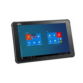 富士通 タブレット 新品 同様 10.1インチ Windows10 Pentium 8GBメモリ 64GB WUXGA FMV FUJITSU ARROWS Tab Q5010/DB FARQ25001 Wi-Fiモデル 訳あり