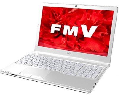 ノートパソコン office付き 新品 同様 訳あり 富士通 fujitsu FMV LIFEBOOK AH30/B1 アウトレット AMD Windows10 500GB(HDD) 4GB 15.6インチ 1366x768 DVD-RW 無線LAN FMVA30B1W