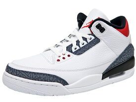 NIKE AIR JORDAN 3 RETRO SE-T DENIM デニム カタカナ ナイキ エア ジョーダン 3 レトロ COJP WHITE/FIRE RED-BLACK CO.JP