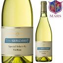 白ワイン チームセリザワ オリジナルワイン TEAM SERIZAWA Special Select #2 Vin Blanc 750ml 12% [ 本坊酒造 マルス山梨ワイナリー / 山梨県 白ワ
