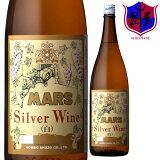 山梨一升瓶ワインマルスワインシルバー白ワイン甘口1,800ml果実酒デラウェア山梨マルスワイナリーマルスワイン家庭用本坊酒造