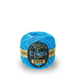 エミーグランデ・カラーズ【オリムパス】Colors/レース糸/毛糸/手づくり/綿100%/OLYMPUS/