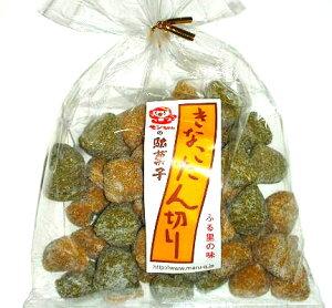 きなこたん切 駄菓子 昔なつかしい きなこ たん切り 一口サイズ