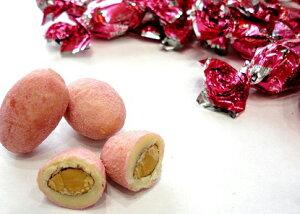 ピュアレいちごティラミスチョコレート 大袋 業務用 チョコレート ティラミス いちご アーモンド 個包装