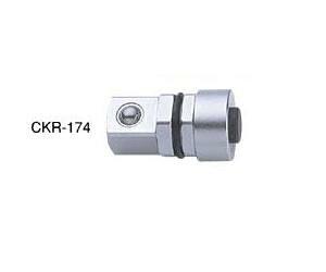 トップ工業 TOP農機用爪交換レンチ(CKR-17x19S)の爪交換用アダプターCKR-174