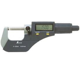 シンワデジタルマイクロメーター 0〜25m 79523