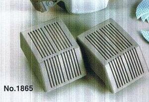 トーヨーセーフティー伝声器付き取替え式防じんマスク取替え用給水フィルター1865