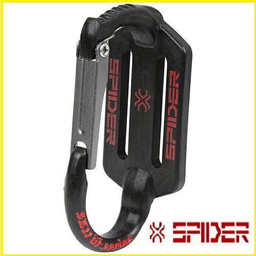 藤原産業 SK11グラスファイバー ツールフックSPD−GFC−ブラック★SPIDER(スパイダー)
