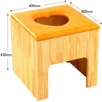 艾草蒸薰心形木坐墊是 «少年不拉、 可用、 非重»