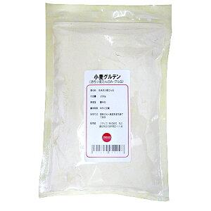 【ネコポス便可】小麦グルテン(活性小麦たん白) 200g