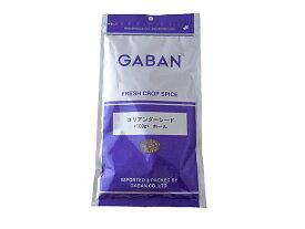 GABAN ギャバン コリアンダーホール 100g