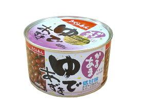 【低甘味】谷尾 かるあま ゆで小豆(あずき) 400g