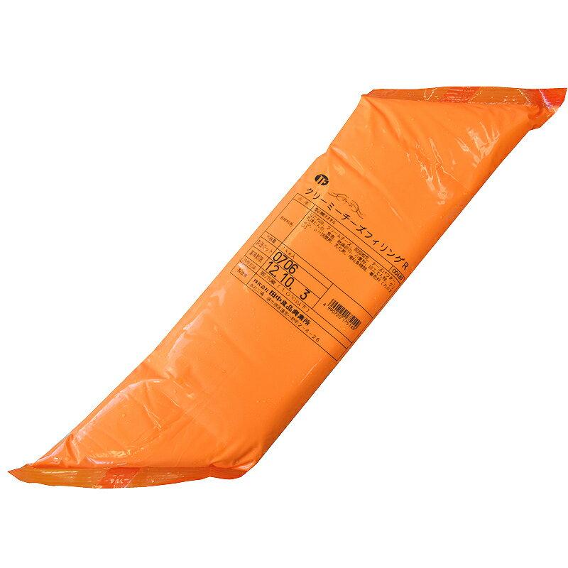 【注文後取り寄せ商品】クリーミーチーズフィリング 1kg