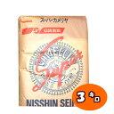 【日清製粉】スーパーカメリヤ(強力粉) 3kg