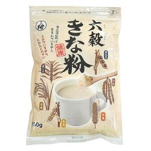 【穀類ミックス粉】六穀きな粉(きなこ) 100g
