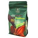 【製菓用チョコレート】■スイート■クーベルチュールカカオバリー/CACAO BARRYピストール エクセランス 1kg