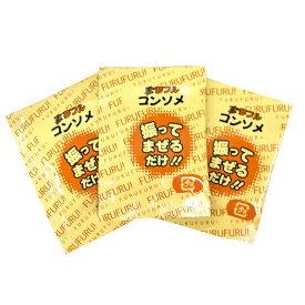 【ポップコーン・ポテト・から揚げの味付けに】夢フル コンソメ味 3g×10袋入