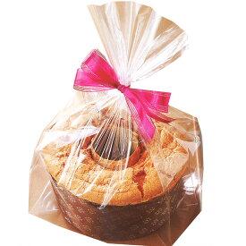 【ネコポス便可】【シフォン袋】シフォンケーキ用GZ袋 小 10枚