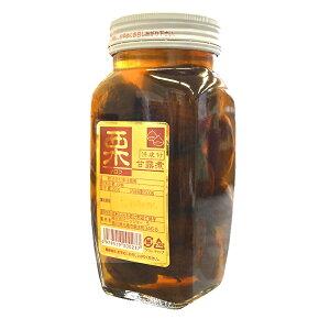 【栗】マロン渋皮付栗甘露煮瓶入500g