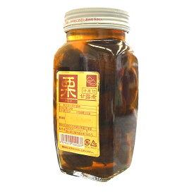 【栗/マロン】渋皮付栗甘露煮瓶入 500g