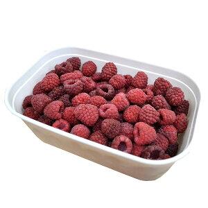 【注文後取り寄せ商品】【冷凍】ボワロン フランボワーズホール(木苺/野いちご/ラズベリー) 500G